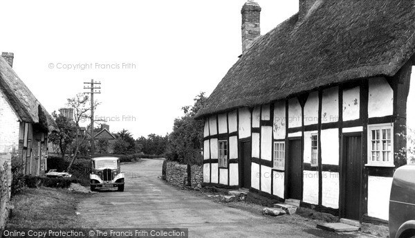 Little Comberton, the Post Office c1955.  (Neg. L216006)  © Copyright The Francis Frith Collection 2008. http://www.francisfrith.com