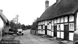 Little Comberton, The Post Office c.1955