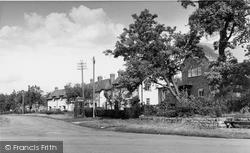 Little Comberton, Wick Road c.1955