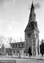Little Dalby, Church Of St James c.1955