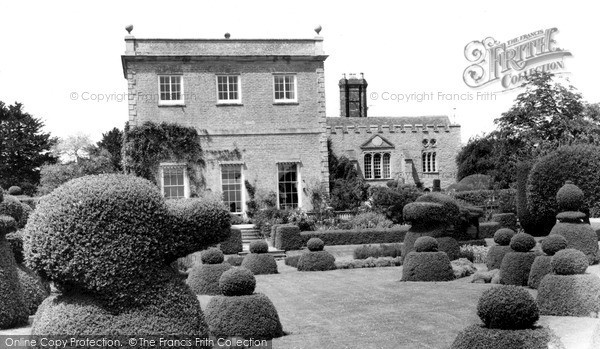 Little Haseley, Haseley Court c1960