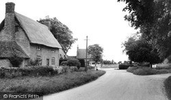 The Village c.1960, Little Haseley