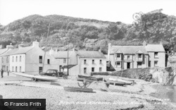 Little Haven, Beach And Harbour c.1955