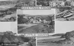 Little Haven, Composite c.1955