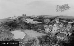 Little Haven, General View c.1960