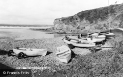 Little Haven, The Bay c.1960