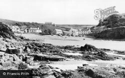 Little Haven, The Beach c.1955