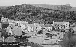 Little Haven, The Harbour And Village c.1955