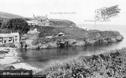 Little Haven, The Harbour c.1955