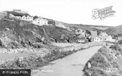 Little Haven, The Village c.1955