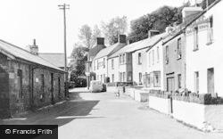 Little Haven, The Village c.1960