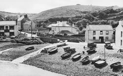 Little Haven, Village And Harbour c.1960