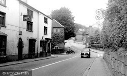 Little Haywood, High Street c.1955