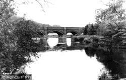 Little Haywood, River Trent c.1955
