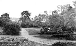 Little Haywood, Seven Springs c.1960