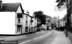 Little Haywood, The Cross Roads 1955