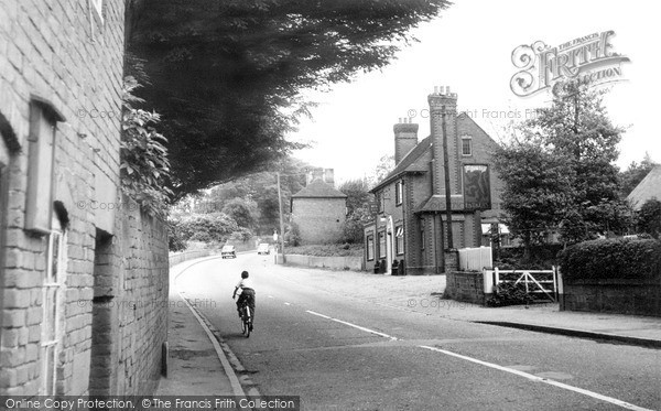 Little Haywood, The Red Lion c.1960