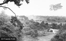 Little Haywood, View From The Chase c.1960