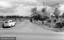Little Haywood, Weetman's Bridge c.1960