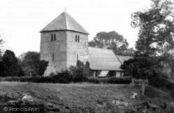 Little Hereford, St Mary Magdalene Church 1898