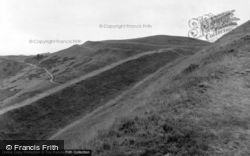 Little Malvern, British Camp, Herefordshire Beacon 1955