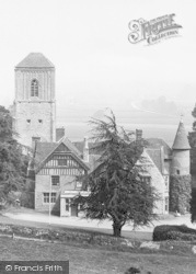 Little Malvern, Court And Priory Church Of St Giles 1923