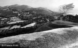Little Malvern, Herefordshire Beacon 1951