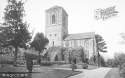 Little Malvern, Priory Church Of St Giles 1923