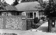 Little Marlow, the Post Office c1955