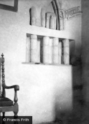 Little Missenden, Church Interior 1951