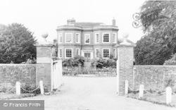 Little Missenden, Missenden House c.1955