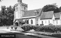 Little Missenden, The Church 1951