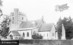Little Missenden, The Church c.1955