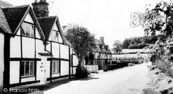 Little Missenden, The Cottages c.1955