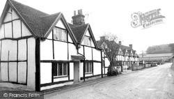 Little Missenden, The White Cottage c.1955