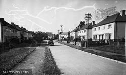 Little Sandhurst, Ambarrow Crescent c.1955