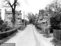 Little Sandhurst, High Street c.1960