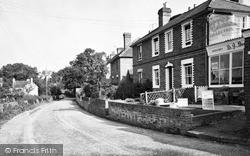 Little Sandhurst, Laurel Terrace c.1955
