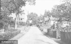 Little Sandhurst, The Village c.1955
