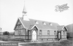 Little Stretton, All Saints' Church 1904