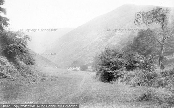 Photo of Little Stretton, Ashes Hollow 1904