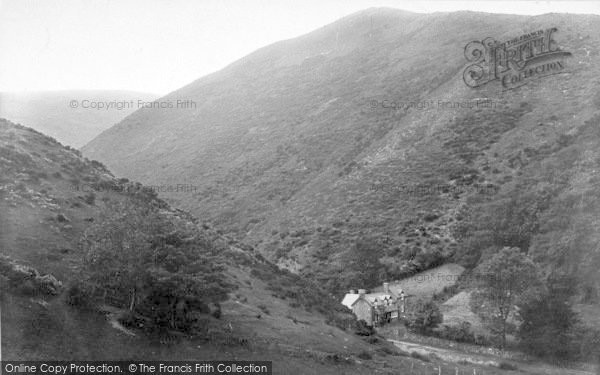 Photo of Little Stretton, Ashes Valley 1910
