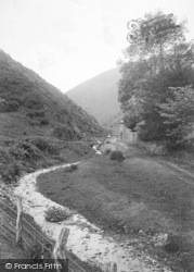 Little Stretton, Ashes Valley 1910