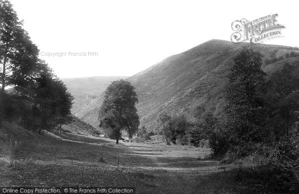 Photo of Little Stretton, Ashes Valley c.1880
