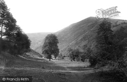 Ashes Valley c.1880, Little Stretton