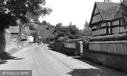 Little Stretton, c.1955