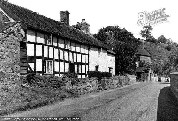 Photo of Little Stretton, The Ancient House c.1955