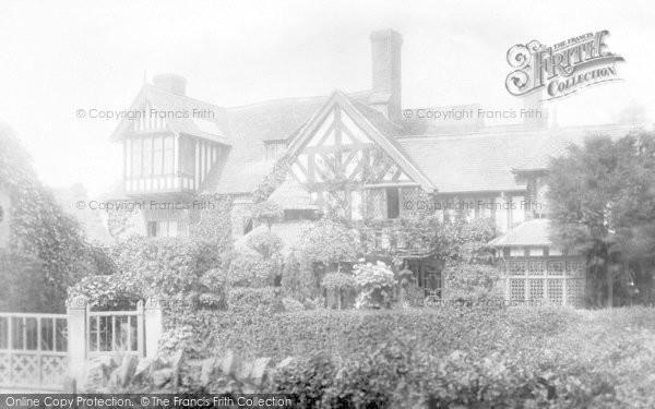 Photo of Little Stretton, The Tan House 1904