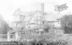 Little Stretton, The Tan House 1904