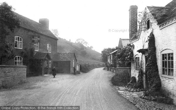 Photo of Little Stretton, The Village 1910